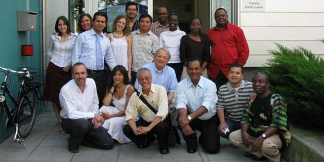 Seminar Reports: Building NGO Capacity