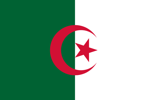 Algeria flag small