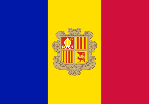 Andorra flag small
