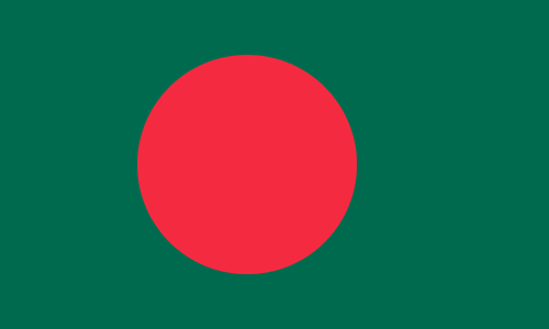 Bangladesh flag small