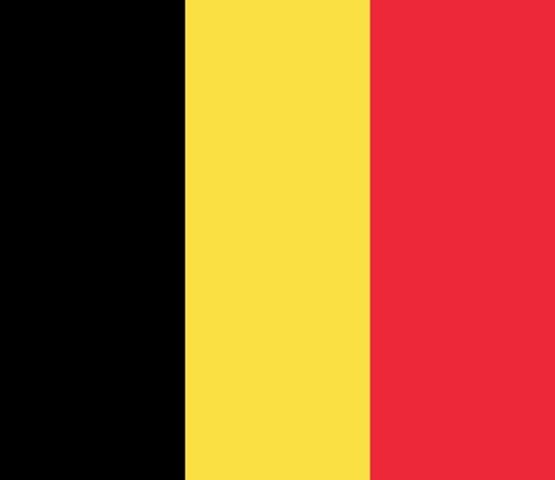 Belgium flag small