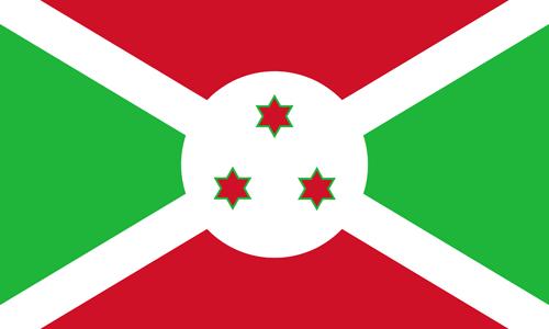 Burundi flag small
