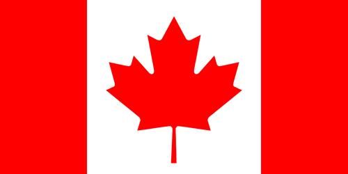 Canada flag small