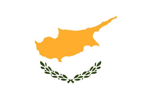 Cyprus flag small