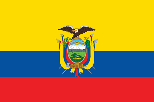Ecuador flag small