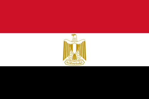 Egypt flag small