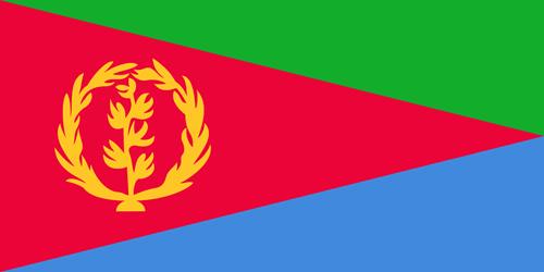 Eritrea flag small