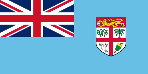 Fiji flag small