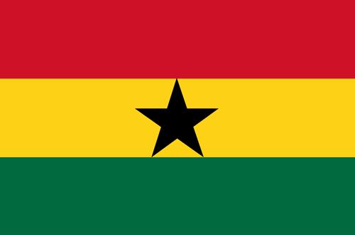 Ghana flag small