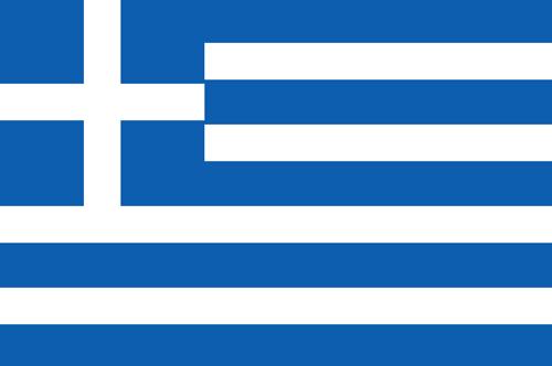 Greece flag small