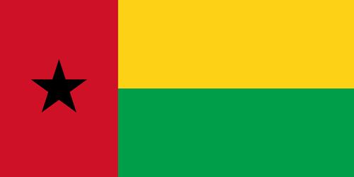 Guinea bissau flag small