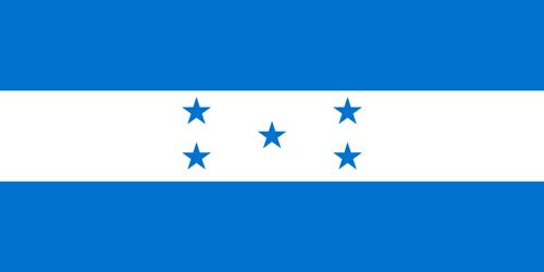 Honduras flag small