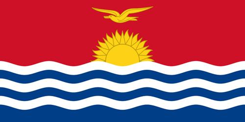 Kiribati flag small