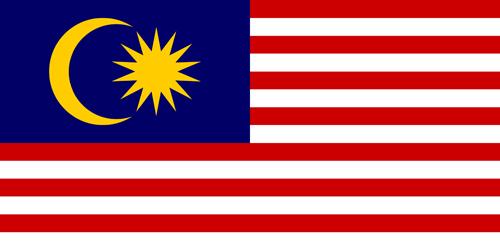 Malaysia flag small