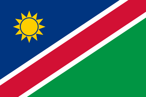 Namibia flag small