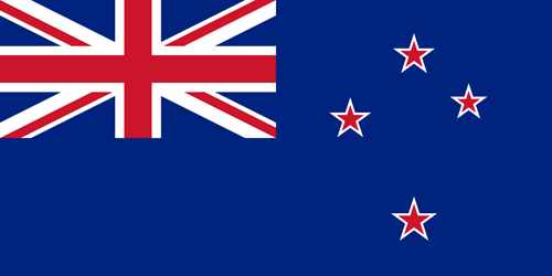 New zealand flag small