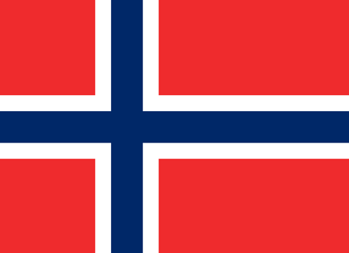 Norway flag small