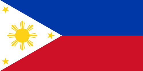Philippines flag small