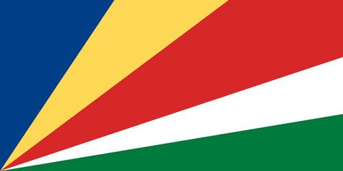 Seychelles flag small
