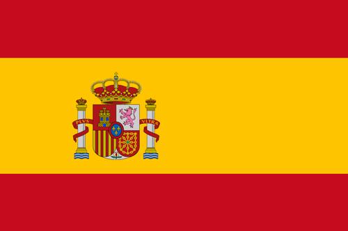 Spain flag small