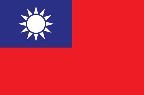 Taiwan flag small