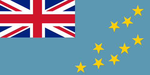 Tuvalu flag small