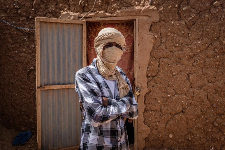 AR 1 Erwan Rogard Agadez Niger