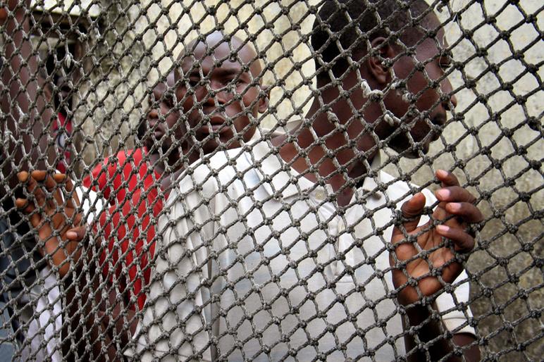 Africa Detention Report 1