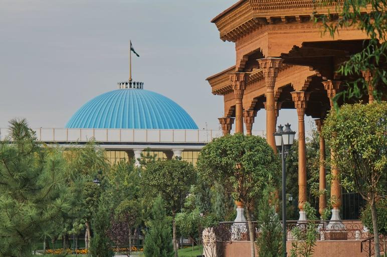 Uzbek parliament